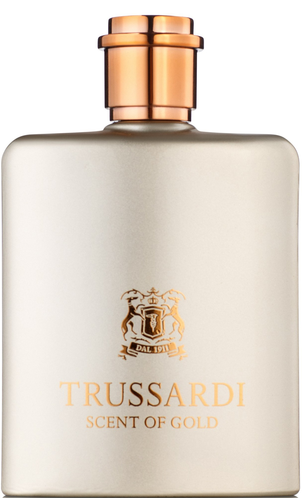 Парфюмерная вода Trussardi Scent Of Gold U EDP 100 ml (муж/жен) фото