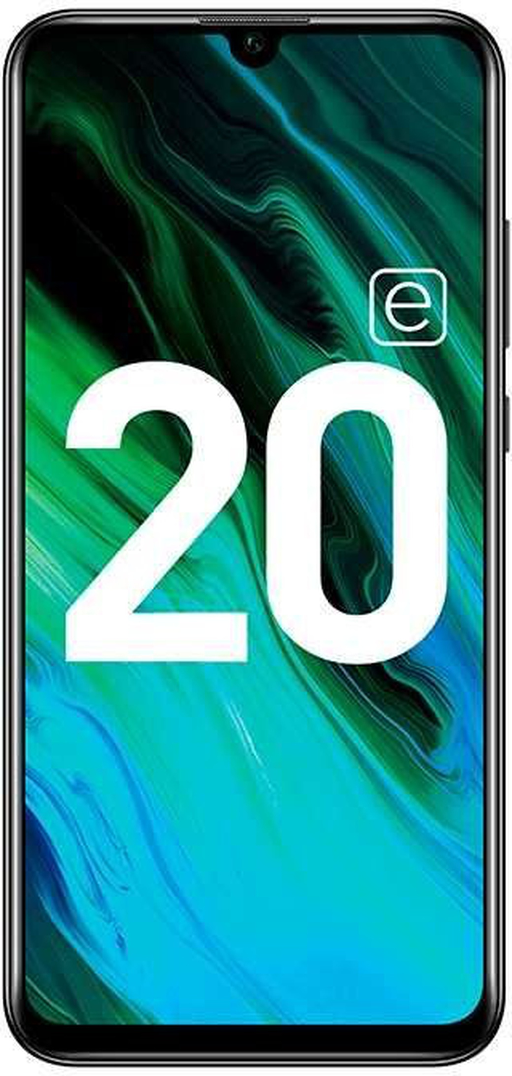 Смартфон Huawei Honor 20e 4/64GB Черный фото