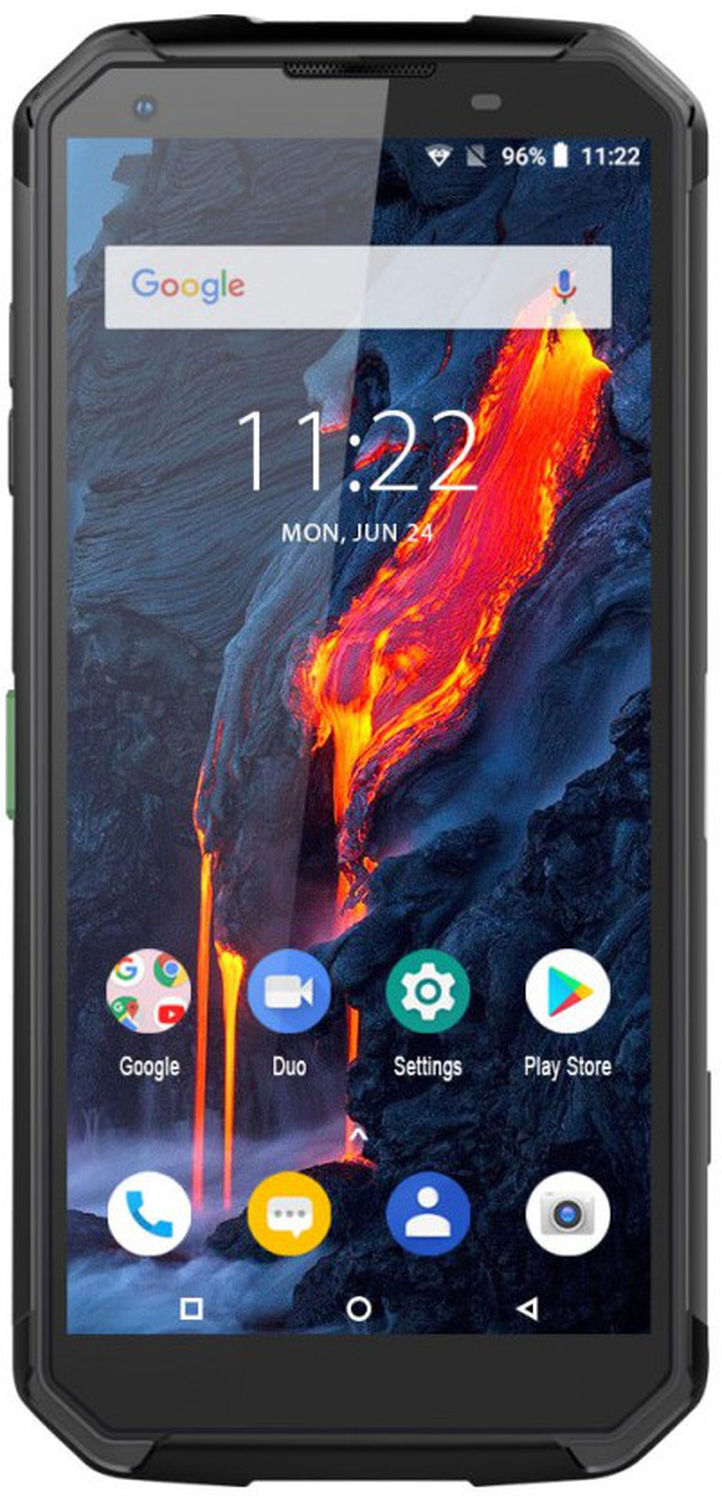 Смартфон Blackview BV9500 Plus Black (Черный) фото