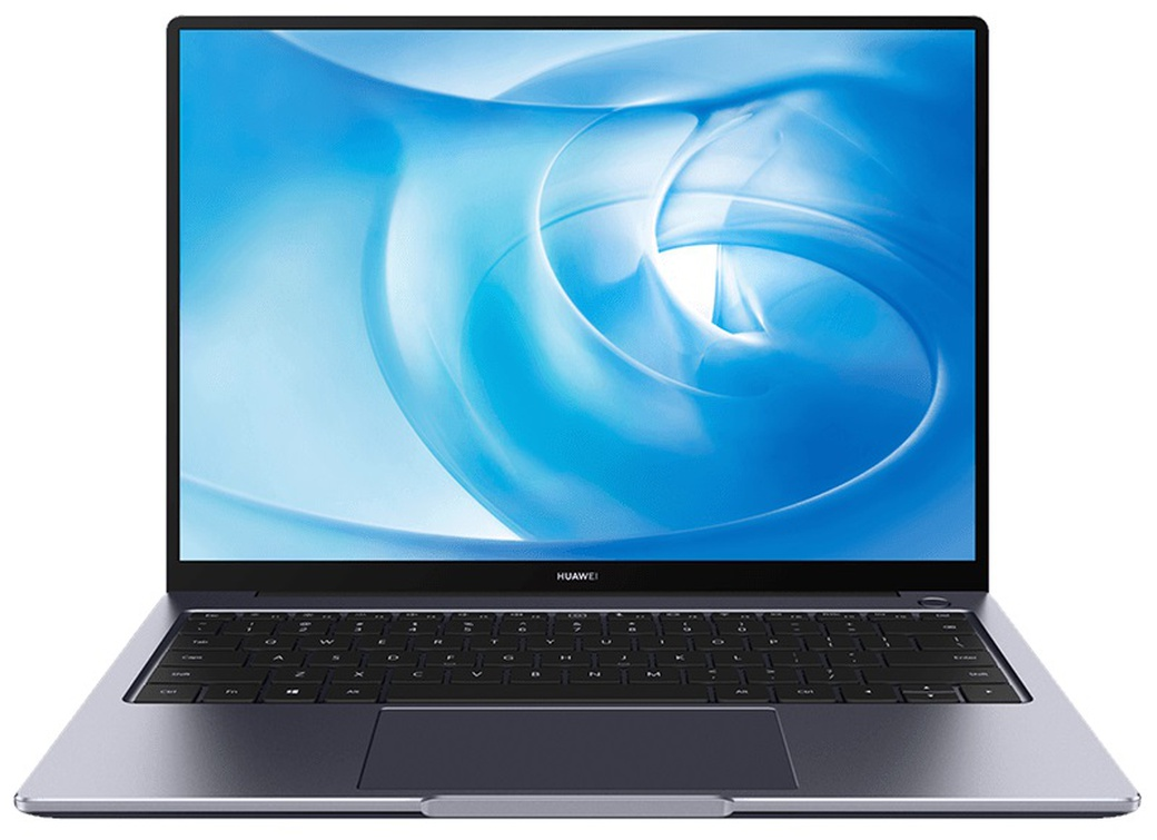 "Ноутбук Huawei MateBook B5-420 (Intel Core i5 10210U 1600 MHz/14""/2160x1440/8Gb/512Gb SSD/NVIDIA GeForce MX350 2Gb/Win10 Home) серый фото"