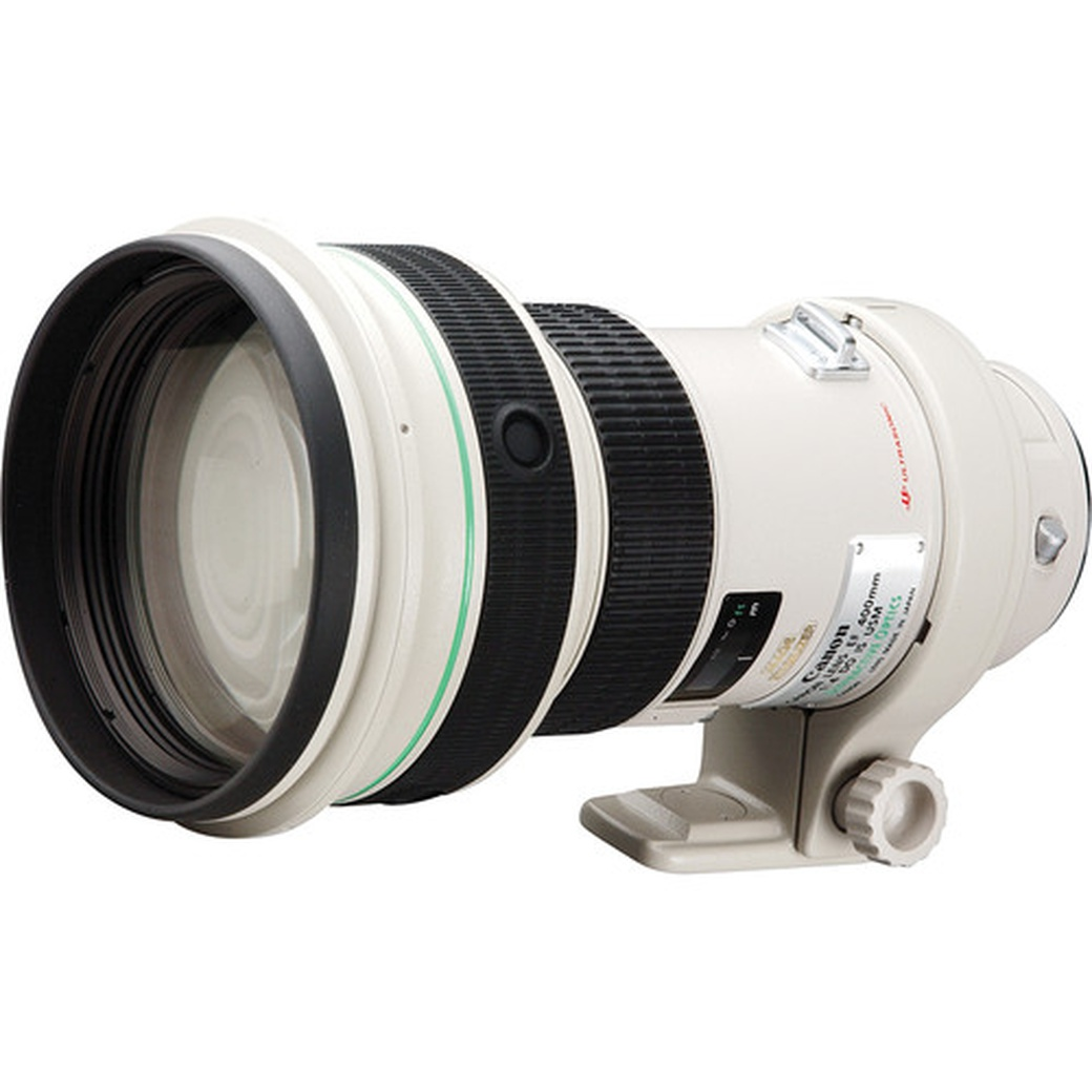 Canon EF 400mm f/4 DO IS USM фото