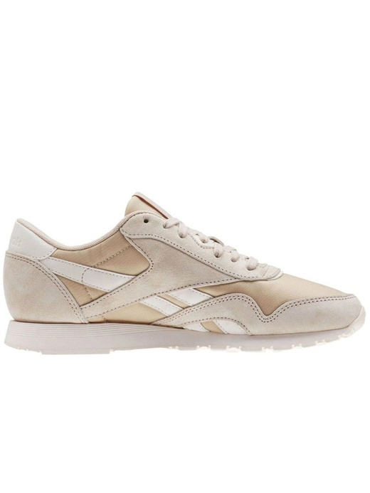 Кроссовки женские Reebok CL Nylon CN2888, SEASONAL-BARE BEIGE фото